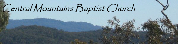 Central Mountains Baptist Church